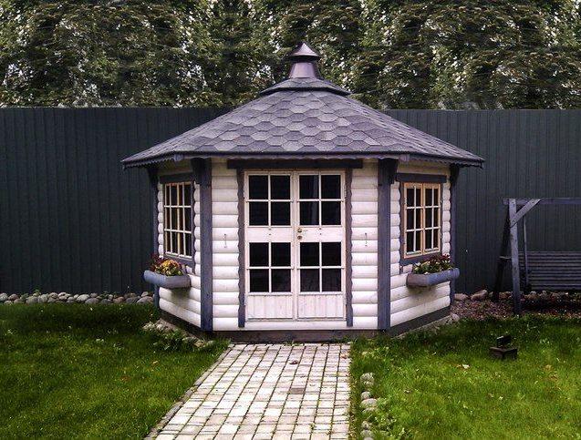 Садовые беседки с мангалом барбекю и печкой: летние кухни, чертежи, проекты, купить в москве фото видео