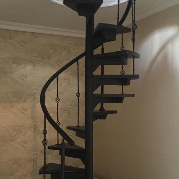 Дизайн лестницы на второй этаж в частном доме +100 фото