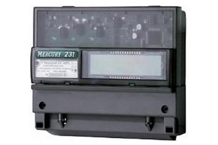 счетчик меркурий 231 ат 01 трехфазный