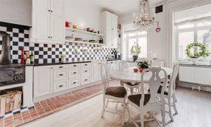 Линолеум на кухню: советы по выбору. дизайн, виды, расцветка, монтаж