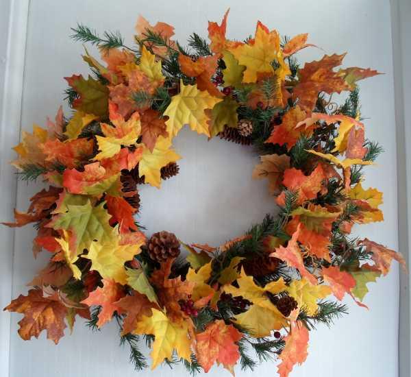 Осенний декор стола вашей мечты на 70 красивых фото