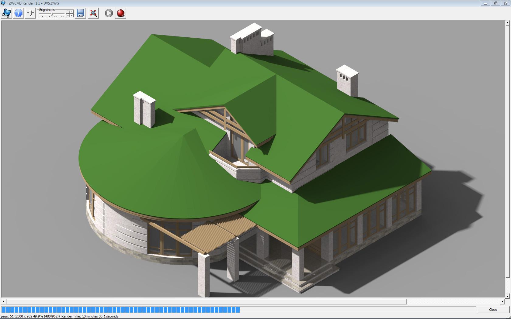 программа для чертежа плана помещения