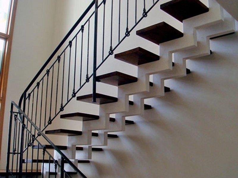 чертежи лестниц из металла