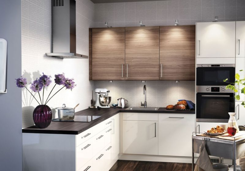 кухни в икеа каталог фото цены