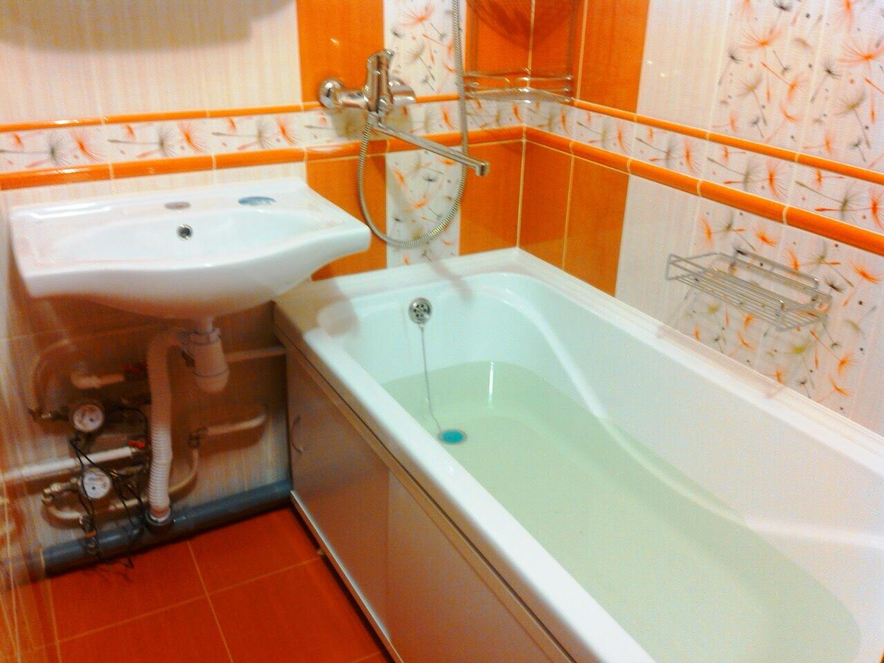 ремонт ванной комнаты москва