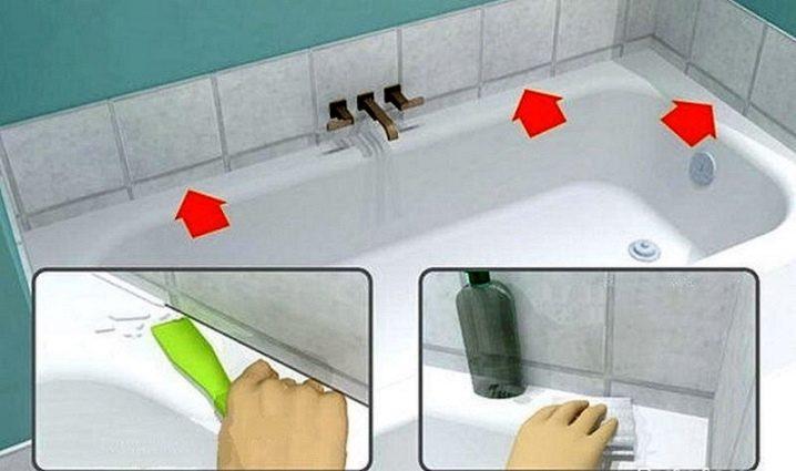 Как удалить силиконовый герметик