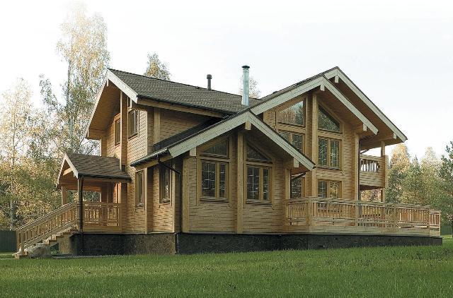 Дом из профилированного бруса – отзывы владельцев, живущих в этих домах