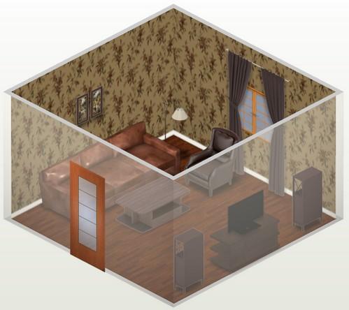 Секреты дизайна: может ли темная комната превратиться в светлую?