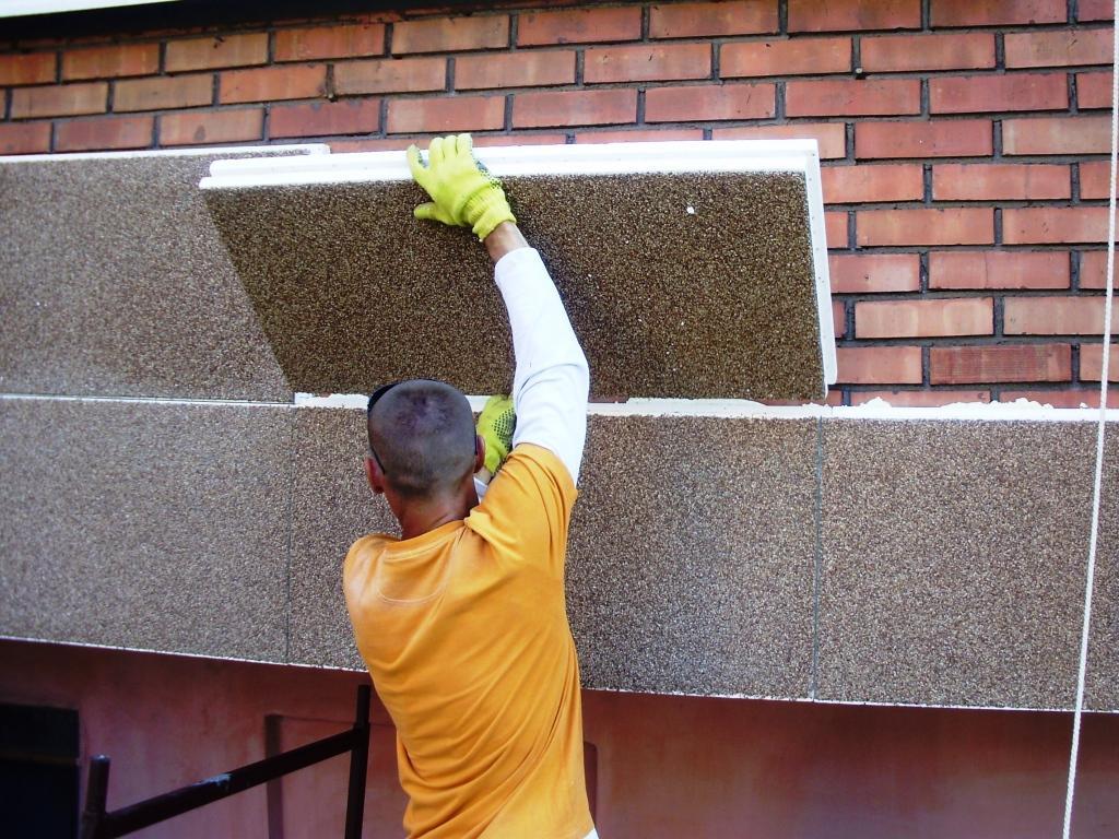 панели для наружной отделки фасада дома