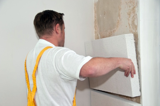 Экструдированные пенополистирол: выбор материала для утепления дома и процесс монтажа
