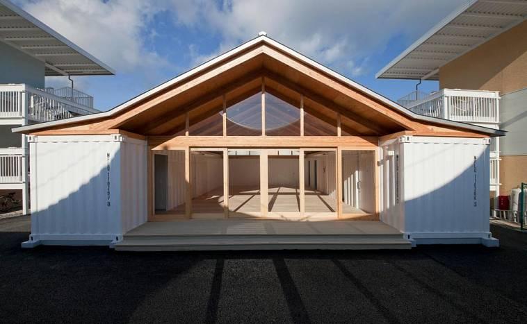 Модульные дома из контейнеров: особенности технологии, популярные проекты и варианты планировок, фото