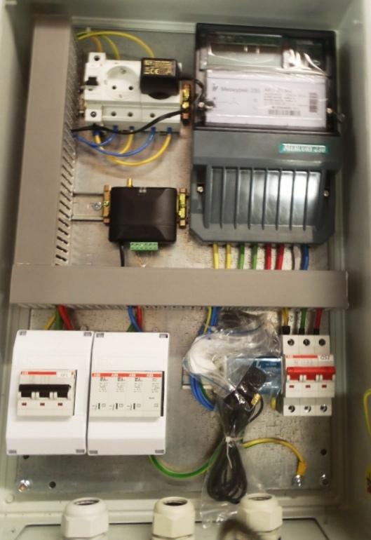 Ящик для счетчика электроэнергии уличный: как выбрать