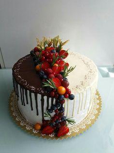 как украсить тортик