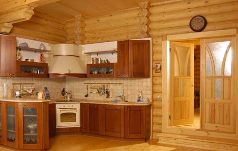 Отделочные материалы для обшивки стен внутри деревянного дома