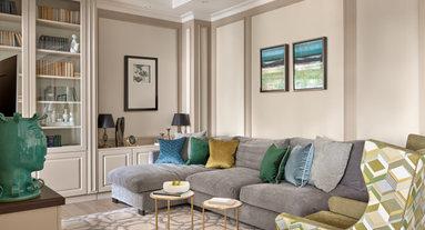 Планировка и дизайн интрьера квартир: тонкости выбора и варианты отделки