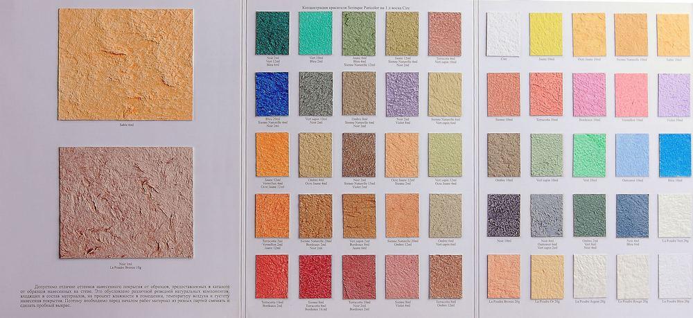 Штукатурка короед - рейтинг лучшей для отделки фасадов или внутренних стен с ценами и описанием