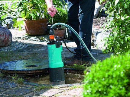 Выбираем дачный насос для откачки воды: какое оборудование лучше приобрести?