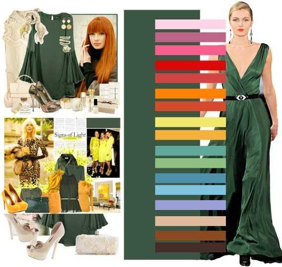 Зеленый цвет в психологии: что означает и символизирует?