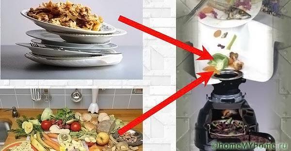 кухонный измельчитель отходов