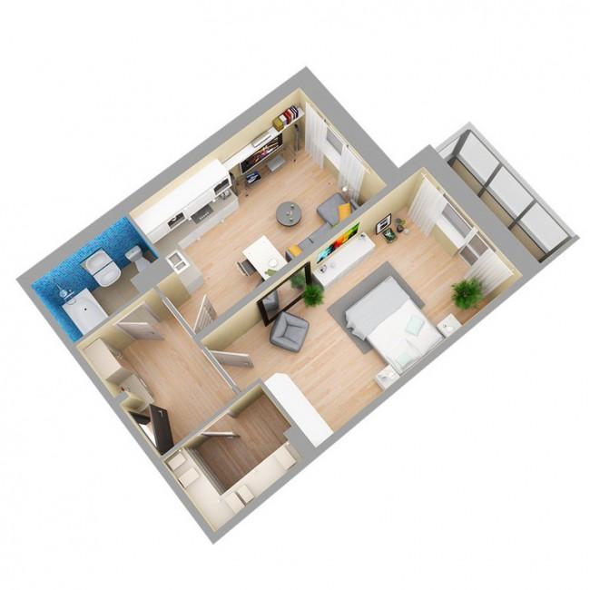 дизайн кухни гостиной 16 кв м