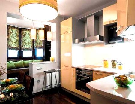 Дизайн кухни 10 кв. м с балконом (56 фото): интерьер и идеи планировки кухни 10 квадратных метров с выходом на балкон