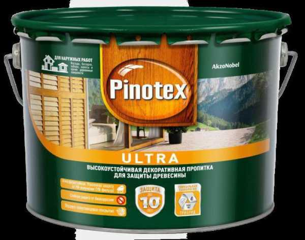 Пинотекс для дерева свойства, характеристики и назначение