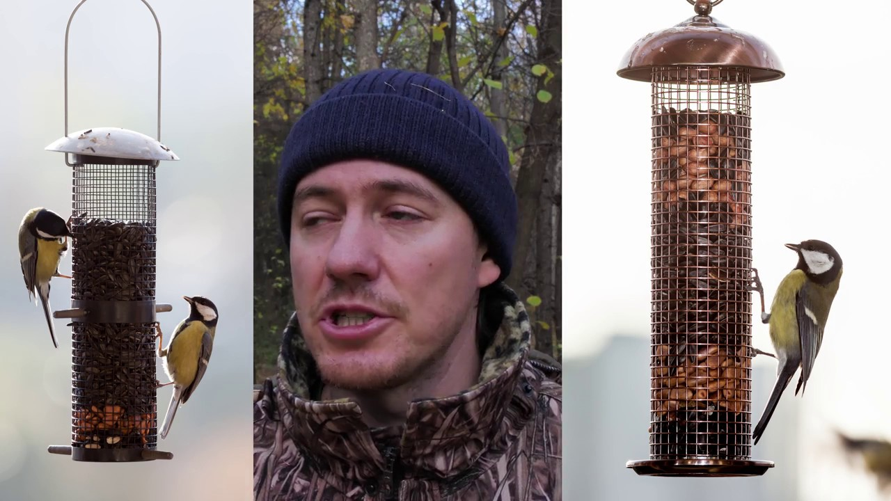 Кормушки для птиц - изготавливаем самостоятельно 55 фото идей по дизайну