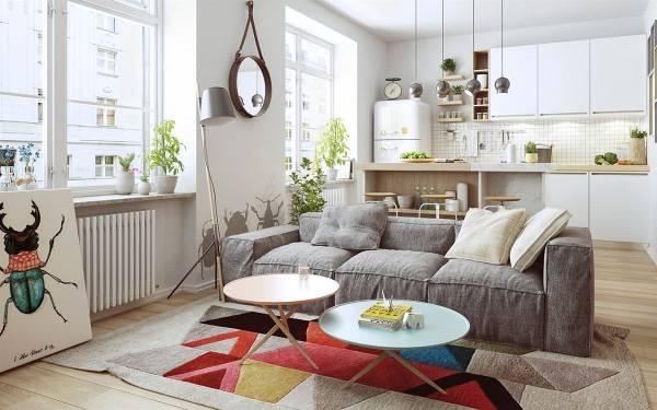 Интерьер квартиры просто и со вкусом – 100 фото в популярных стилях, варианты красивой отделки и декора