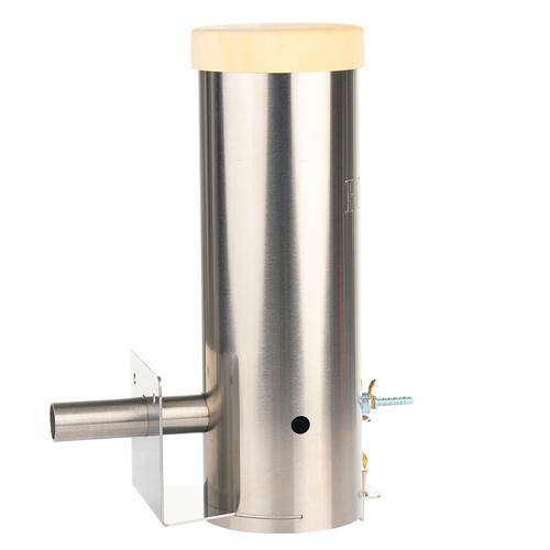 Дымогенератор для холодного копчения своими руками: чертежи и советы