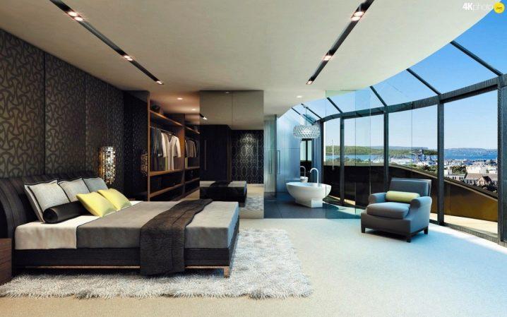Встраиваемая мебель для спальни (100 фото) - лучшие идеи дизайна