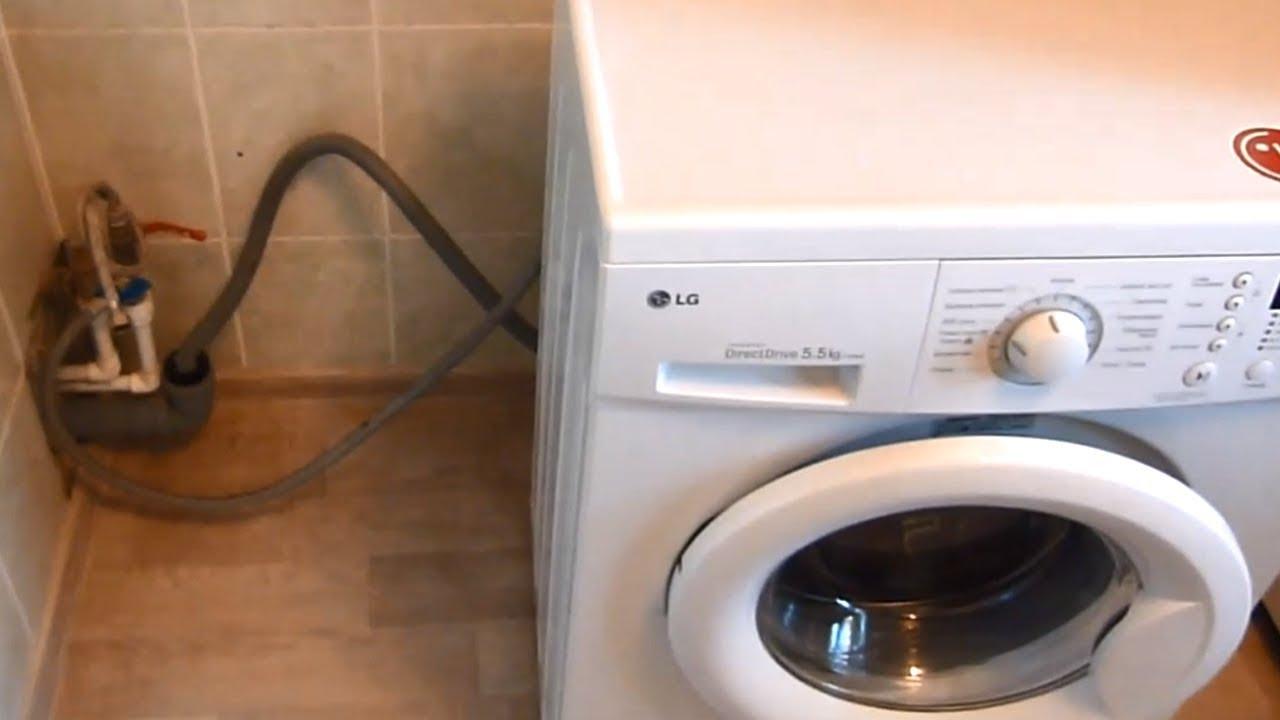 Как слить воду из стиральной машины: методы и полезные рекомендации