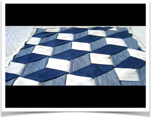 лоскутное одеяло рисунок