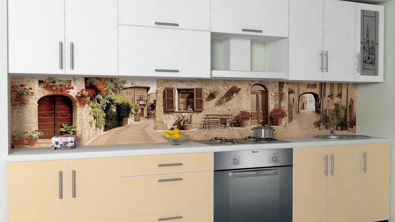 интерьерные панели для кухни