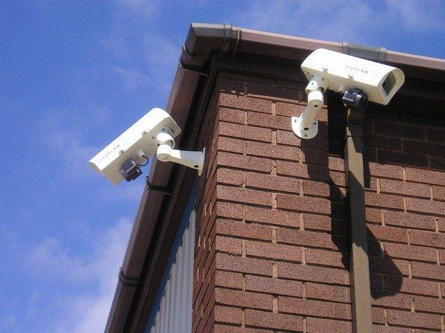 установить камеру видеонаблюдения