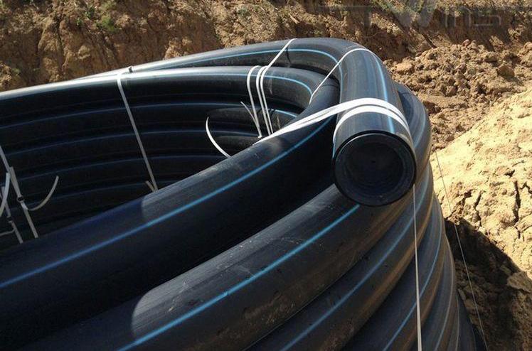 Трубы пнд для кабеля в земле: подземная прокладка гофрированной трубы, укладка, в каких трубах прокладывают кабель