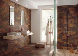 Панели для ванной комнаты под плитку: фото примеры / zonavannoi.ru