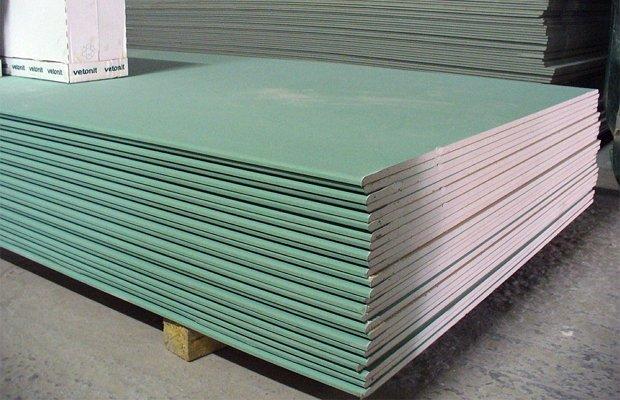 Размер листа гипсокартона: стандартные длина и высота гкл, ширина стенового влагостойкого гипсокартона толщиной 9 мм