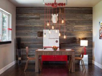 Обои под дерево (98 фото): обои для внутренней отделки стен под деревянные доски и панели, покрытия с рисунком под цвет дерева