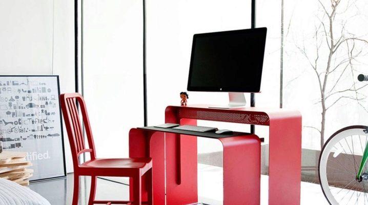 Современные компьютерные столы для дома