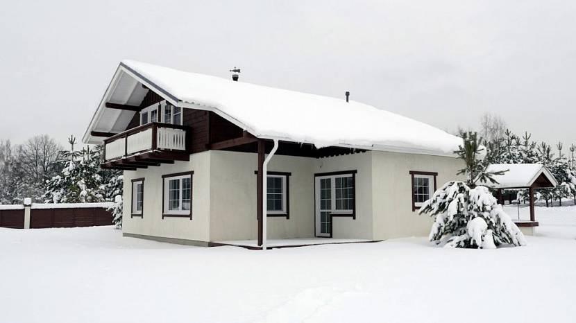Одноэтажные дома в стиле шале, особенности стиля и проектирования