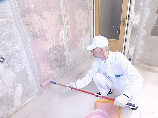 Подготовка стен к поклейке обоев: технология и ее особенности