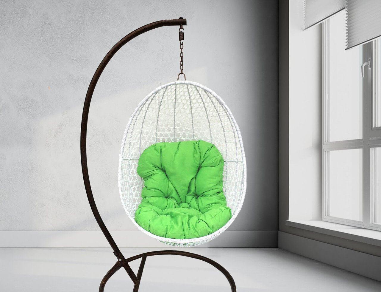 Кресло яйцо - виды моделей и особенности | фото