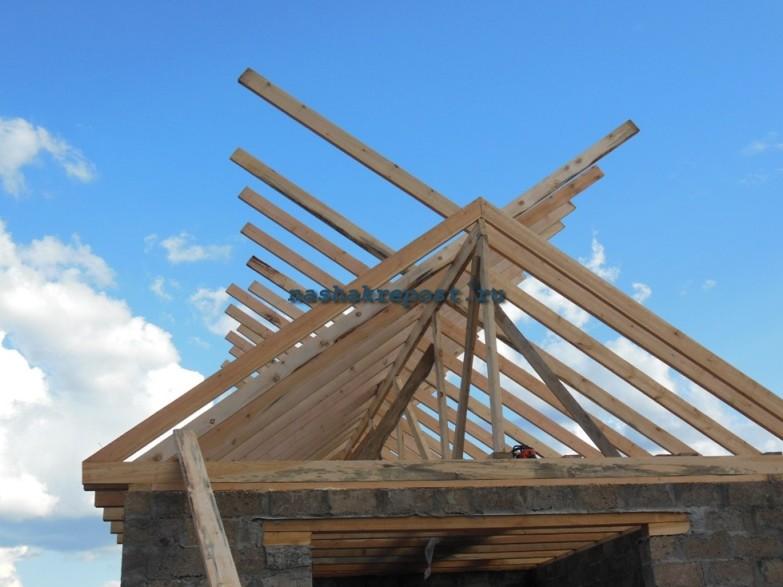 Виды и варианты двухскатных крыш: полный обзор всех видов конструкций