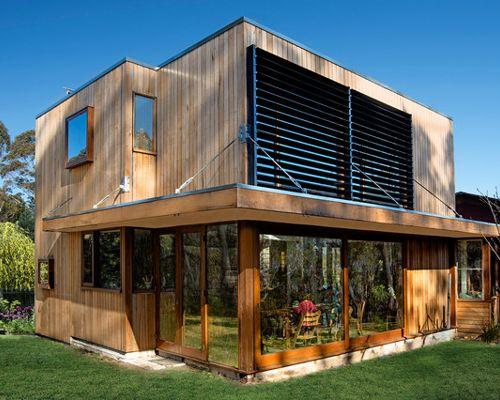 Модульные дома для постоянного проживания: 200+ (фото) проектов