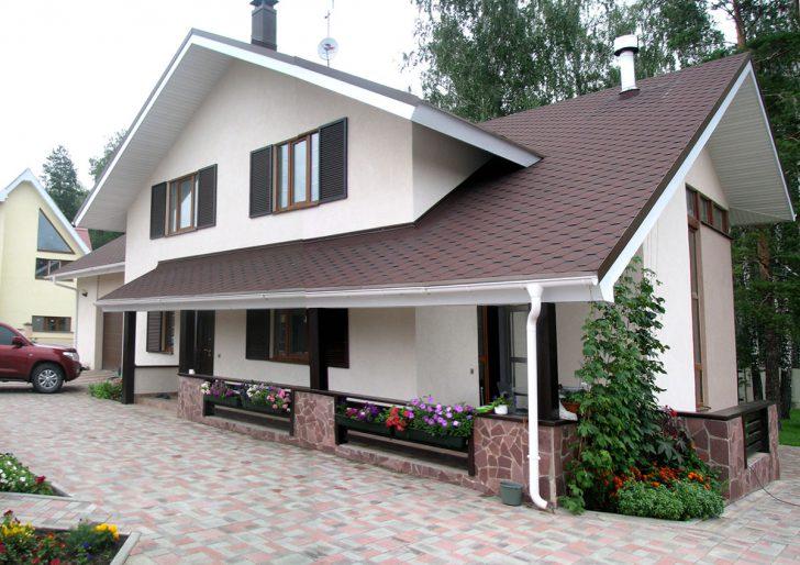 Какой дом лучше построить для постоянного проживания и из чего