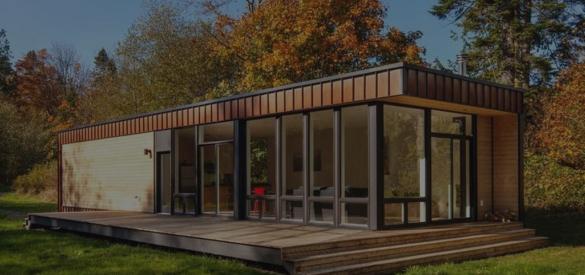 проекты модульных домов