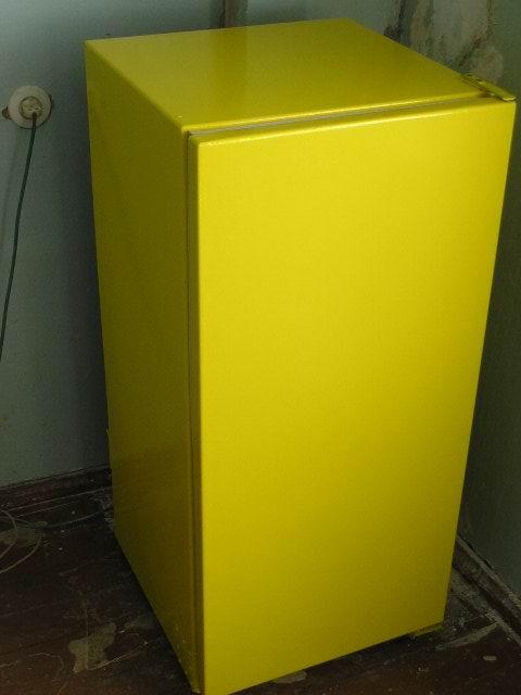 Какой краской покрасить холодильник в домашних условиях: покраска бытовой техники