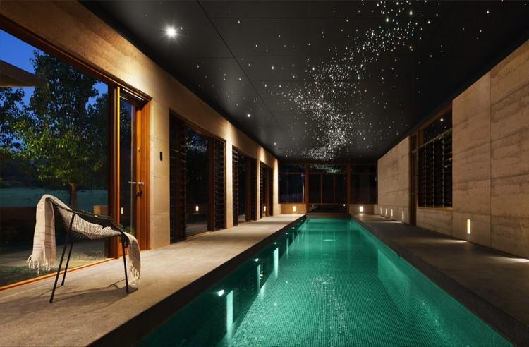 Натяжной потолок звездное небо – рукотворное чудо в вашем доме