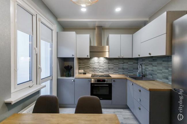 кухни из икеи фото и цены