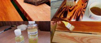 Масло для дерева: виды защитных пропиток, свойства и применение для наружных и внутренних работ